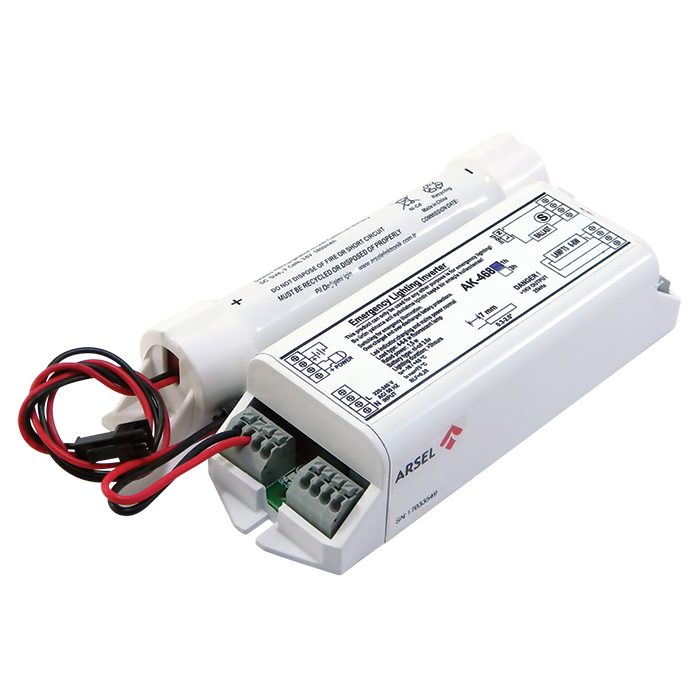 Ak 468 Emergency Battery Pack For Fluorescent S